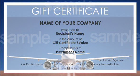 Random gift certificates blank new calendar template site for Gift certificate template for mac
