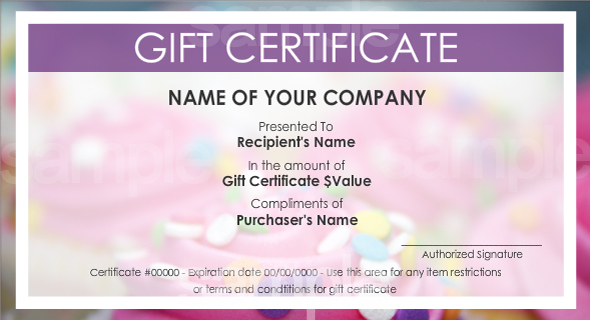 software license certificate template - print your own gift certificates using easy templates